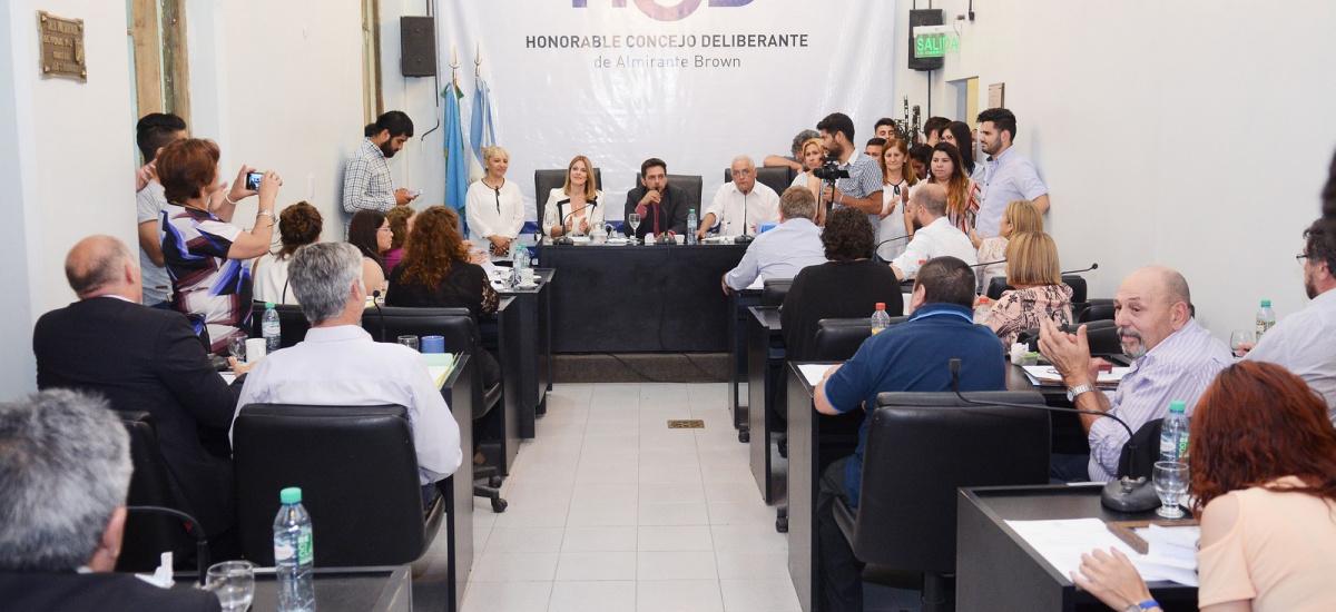 SE APROBÓ EL PRESUPUESTO, CON MAYOR INVERSIÓN EN SALUD Y EL ÁREA SOCIAL