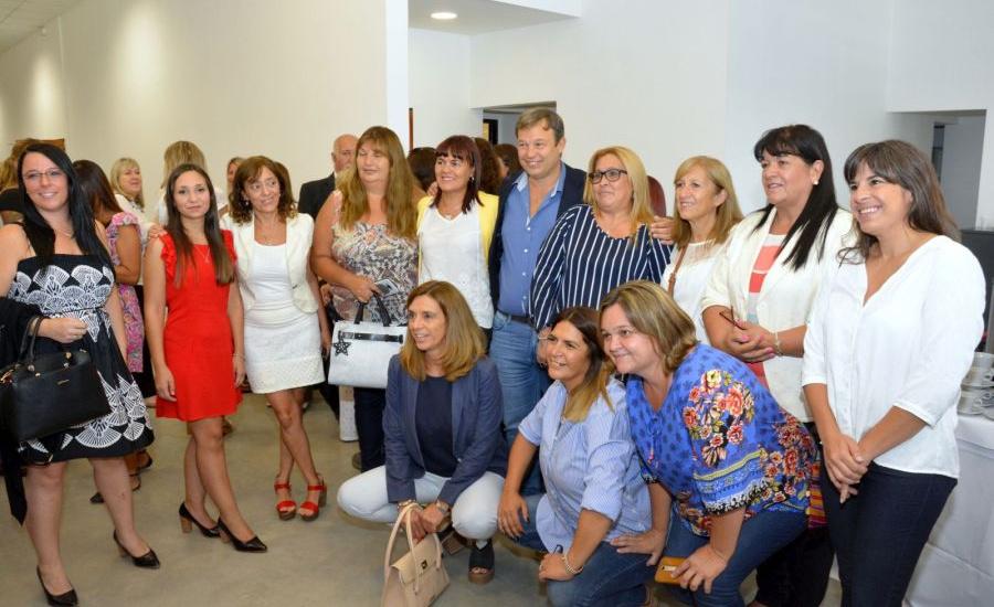 Cascallares homenajeó a mujeres emprendedoras de Almirante Brown