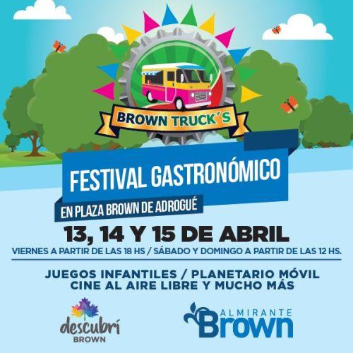 """El Municipio invita a las familias al festival """"Brown a Cielo Abierto"""""""