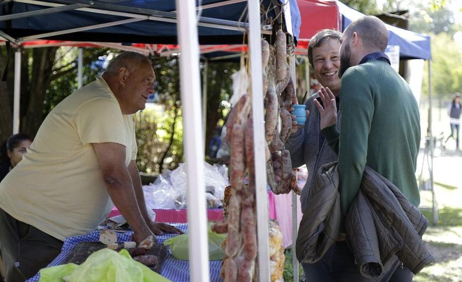 Fin de semana largo en la Granja Municipal y sábado de Feria de productores rurales