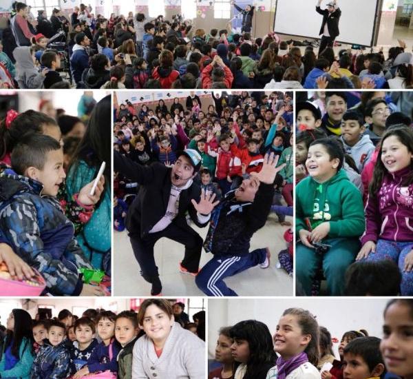 El municipio celebra el mes del niño con numerosas propuestas culturales y recreativas