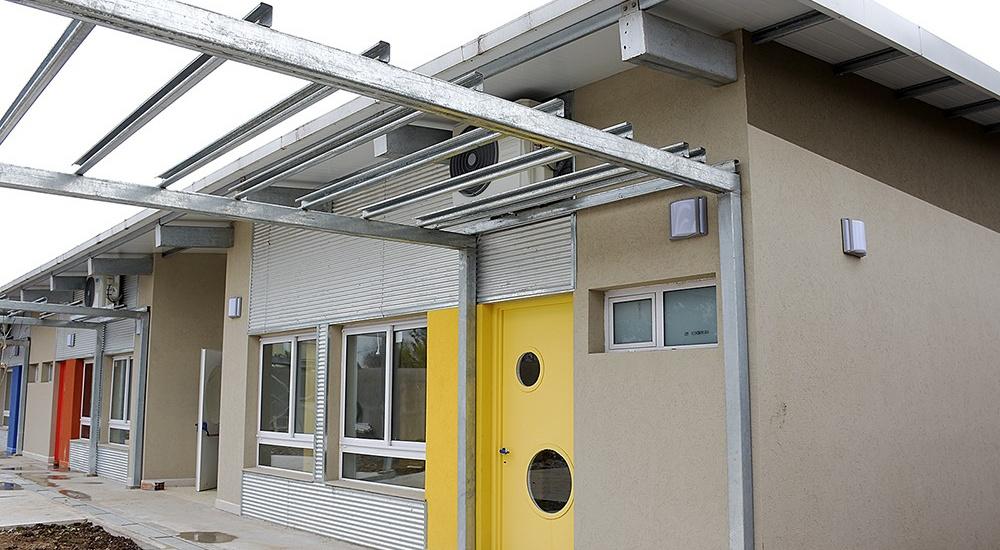 Alte Brown suma ocho nuevos jardines de infantes