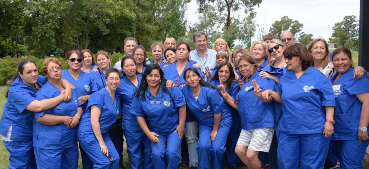 Cascallares encabezó encuentro de reconocimiento y capacitación con promotoras de salud