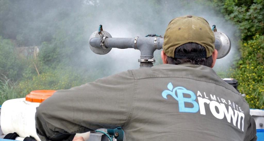 El municipio profundiza los operativos de fumigación contra el dengue