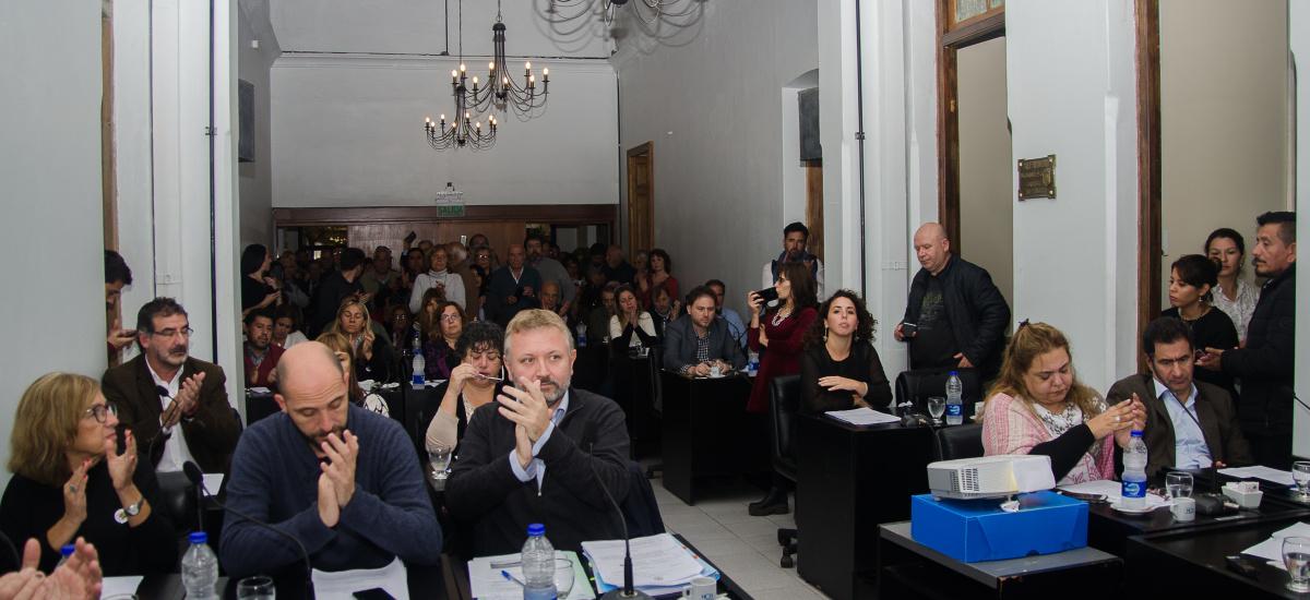 Convalidación de convenio entre el municipio y cooperativa de cartoneros