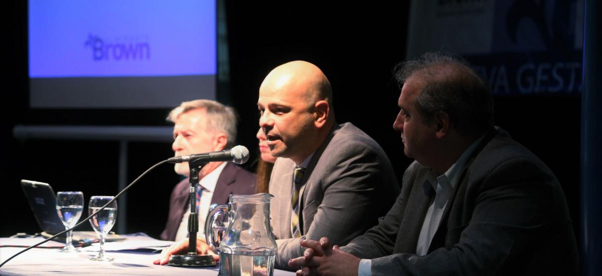 El municipio de Almirante Brown realizó el primer Congreso de Asistencia a la víctima