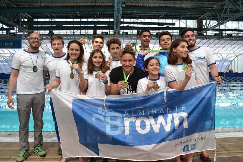 Parten rumbo a Mar del Plata los finalistas brownianos de los juegos bonaerenses 2019