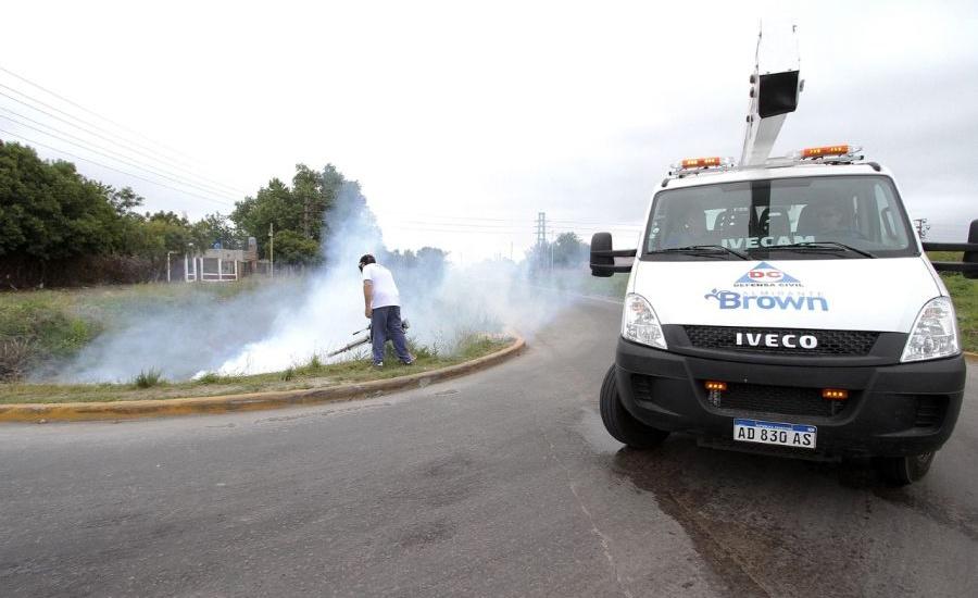 El municipio de Alte Brown promueve acciones para prevenir el dengue