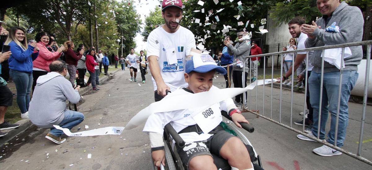 """Llega la """"Carrera por Todos"""" y el Festival por el Día de las Personas con Discapacidad"""