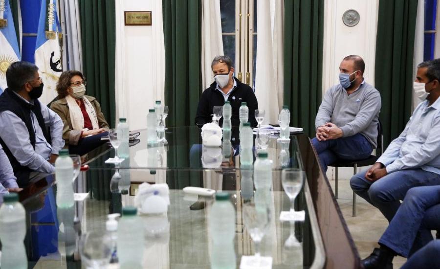Reuniones entre municipio y cámaras de comercio por pedidos de excepciones a provincia