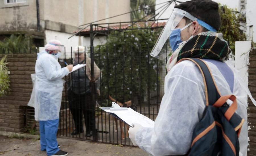 """Con el operativo """"Detectar"""" el municipio realiza 10 mil controles diarios en las localidades"""