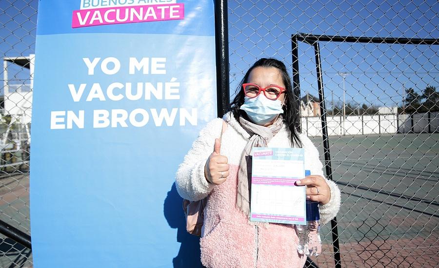 El Municipio de Alte Brown suma este sábado  cuatro nuevos vacunatorios itinerantes