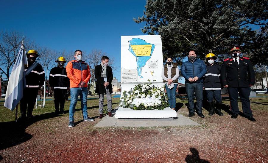 El Municipio de Alte Brown conmemoró el 111º aniversario de Longchamps