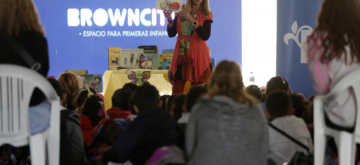 Fin de semana con propuestas para toda la familia en la Feria del Libro de Alte Brown
