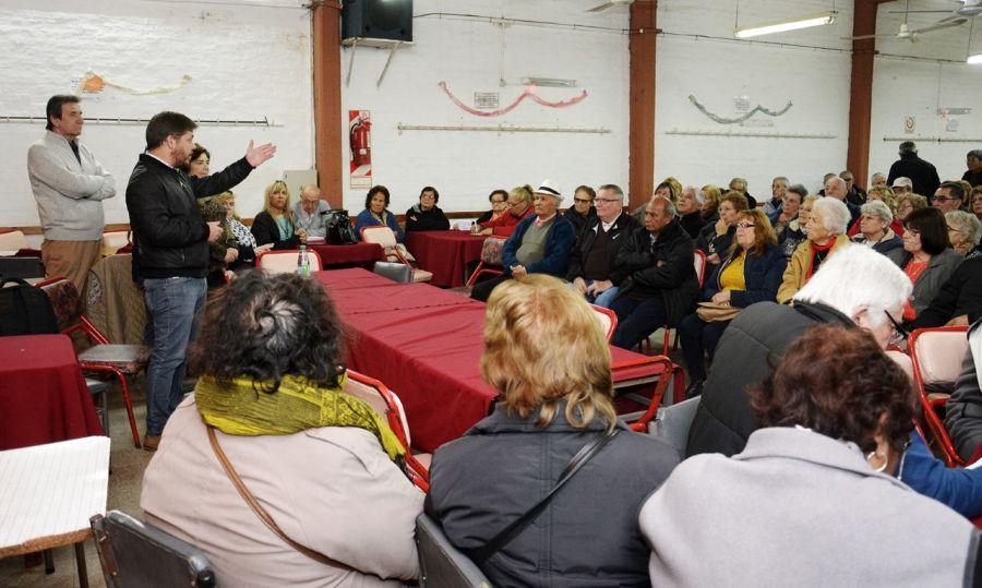 """El municipio de Alte. Brown puso en marcha el programa """"Abuelos Seguros"""""""