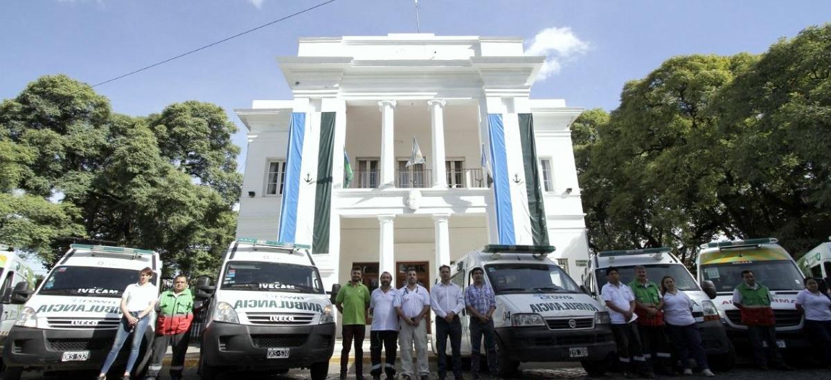 Brown aumenta la capacidad de atención de su servicio de emergencias médicas