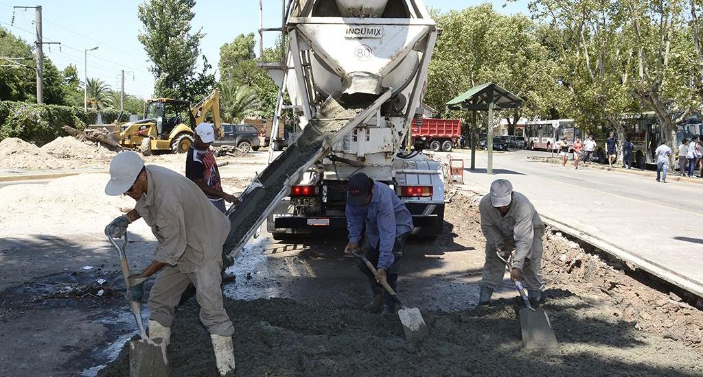 El municipio de Alte. Brown concretó una demorada obra en la estación de Burzaco