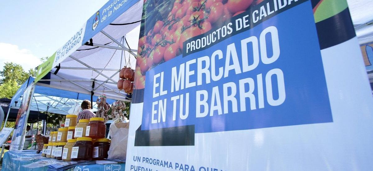 """""""El mercado en tu barrio"""" desembarca mañana en San José"""