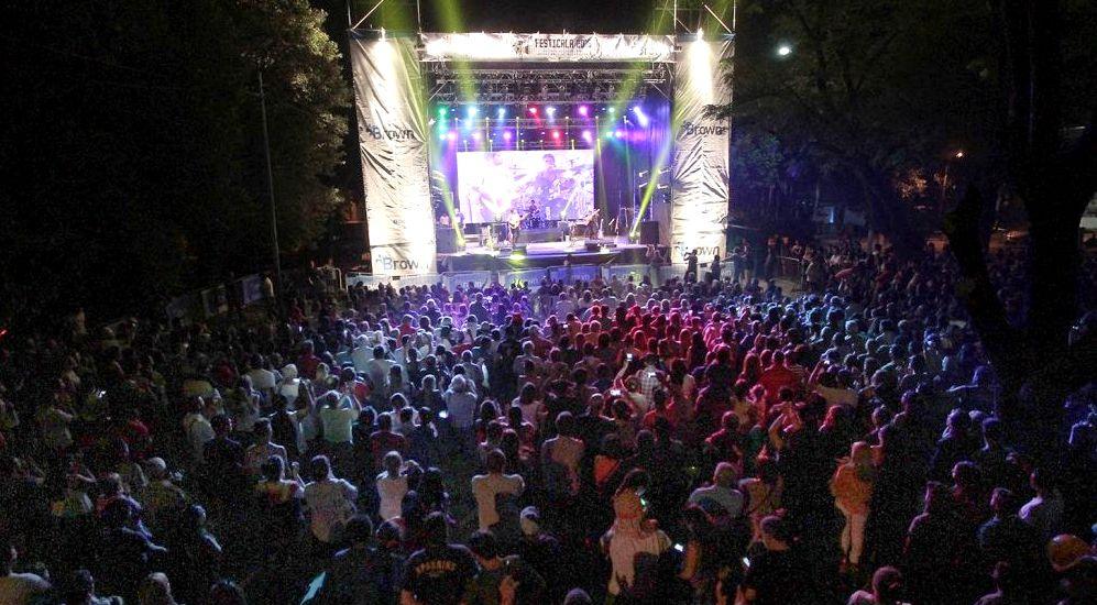 """Una multitud vibró en Alte. Brown con el renovado """"Festicala"""""""