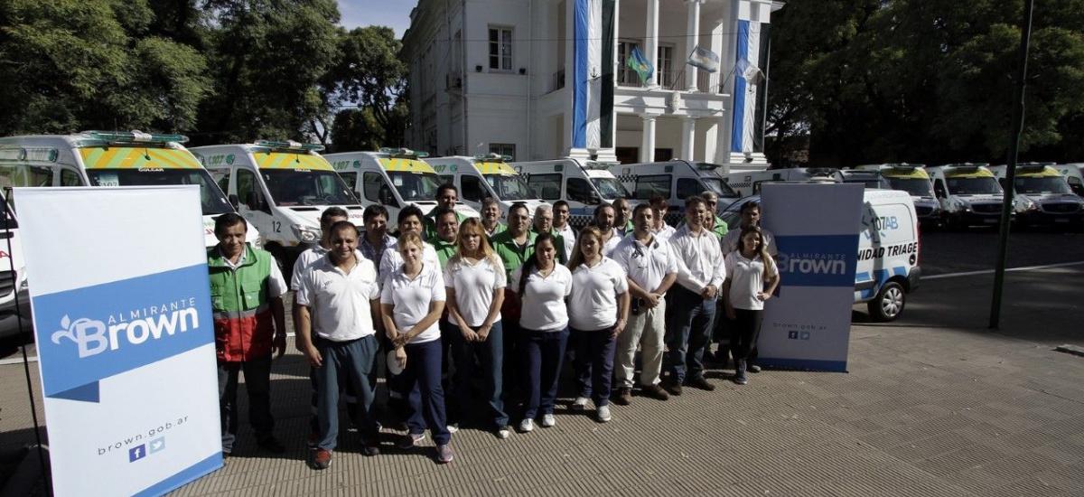 El municipio convoca a médicos para el 107ab-same