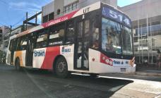 """Cascallares: """"Pusimos en la calle 170 micros 0km mejorando el servicio de transporte local"""""""