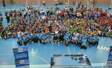 Multitudinario cierre a todo deporte browniano en Ministro Rivadavia