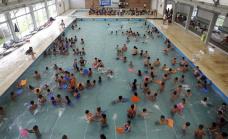 Alte Brown: con la participación de miles de chicos arrancaron las colonias de verano