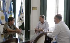 Cascallares se reunió con el Defensor del Pueblo bonaerense por los cortes de Edesur