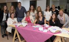 Cascallares participó de capacitación a trabajadoras barriales sobre prevención de violencia de género