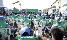 Cascallares presentó el programa Brown Verde