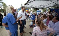 Cascallares participó de jornada por el día mundial de la salud mental