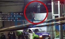 Con cámaras del municipio frustran intento de robo a concesionaria de Adrogué