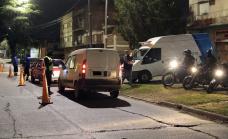 Megaoperativo vial con licencias retenidas y secuestro de vehículos