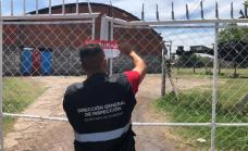 """Clausuran el club """"El Ciclón"""" de Burzaco por un torneo de fútbol clandestino"""