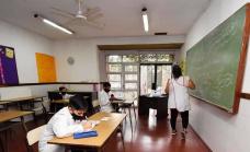 Comenzaron las clases presenciales en las escuelas de Almirante Brown