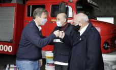 """El programa """"Causa Común"""" canalizó una importante donación para los bomberos"""