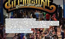 """El Municipio de  Alte Brown presenta una nueva edición de la muestra """"Custom & Street Art"""""""
