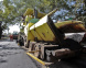 Cascallares destacó el avance de las obras de pavimentación en Almirante Brown
