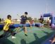 Burzaco: Cascallares recorrió un nuevo espacio público equipado por el municipio